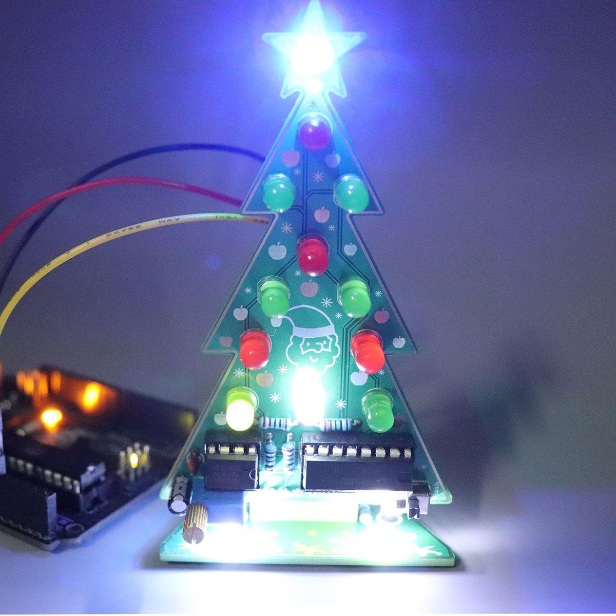 Lk Cokoino Positional Rgb Led Christmas Tree For Arduino In 2020 Led Christmas Tree Christmas Ornaments Holiday Decor