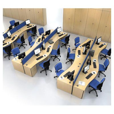 Call center layout design google search discovered and for Office table 3d design