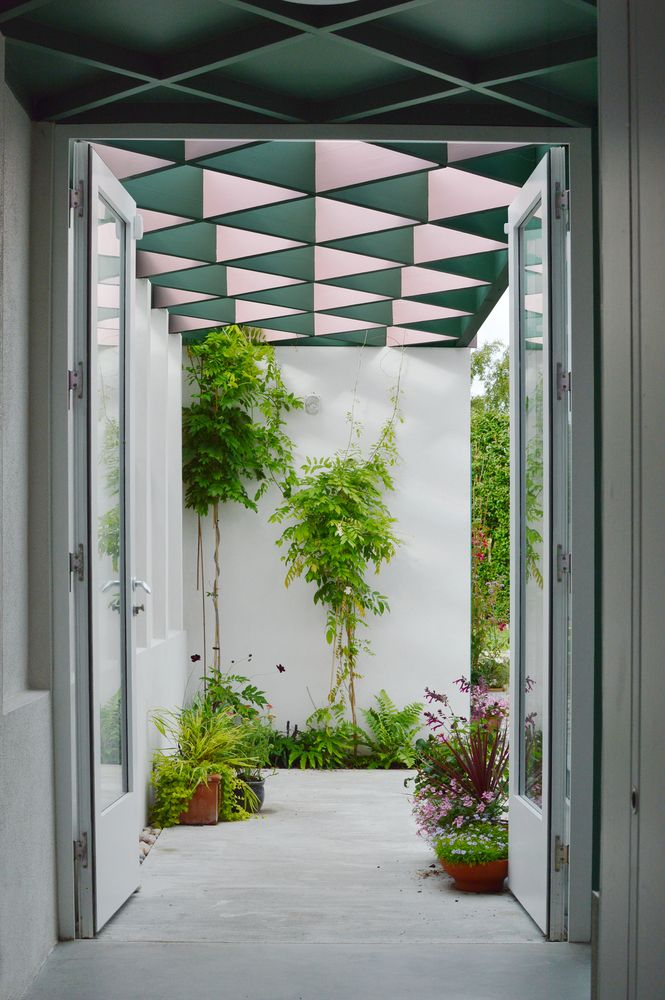 Conservatory Room Addition In The Uk 1040x1485 In 2020: Gallery Of Conservatory Room / David Leech Architects - 4 In 2020