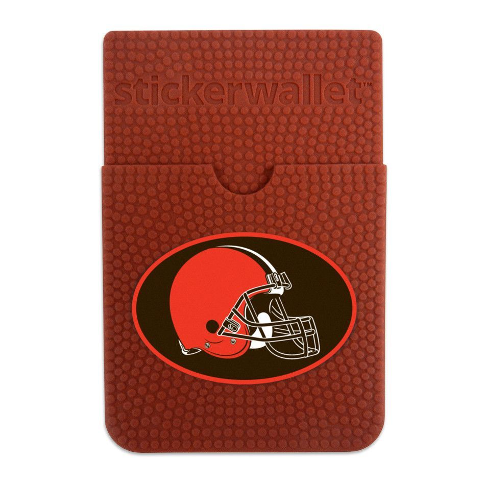 Cleveland Browns ID Wallet for Cell Phone