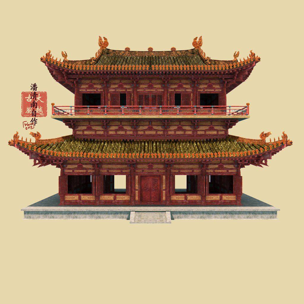 Vietnamese Ancient Architecture Ancient Architecture Asian Architecture Chinese Buildings
