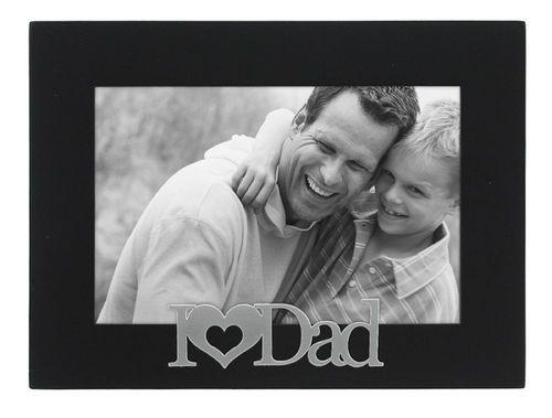 Malden Expressions I Love Dad Picture Frame, Black | Dad pictures ...