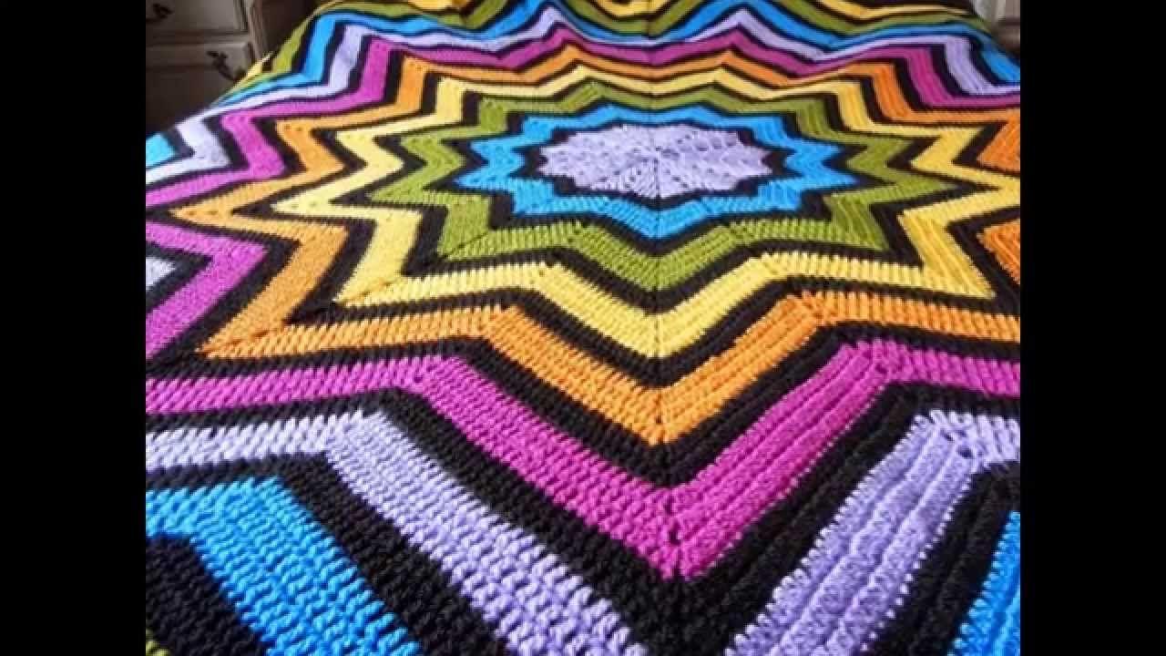 manta crochet paso a paso - Buscar con Google   crochet   Pinterest ...