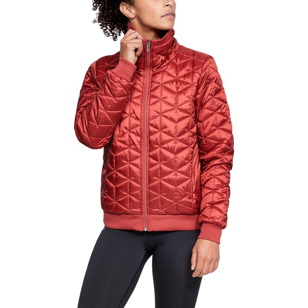 Photo of Girls's ColdGear® Reactor Efficiency Jacket | Underneath Armour US