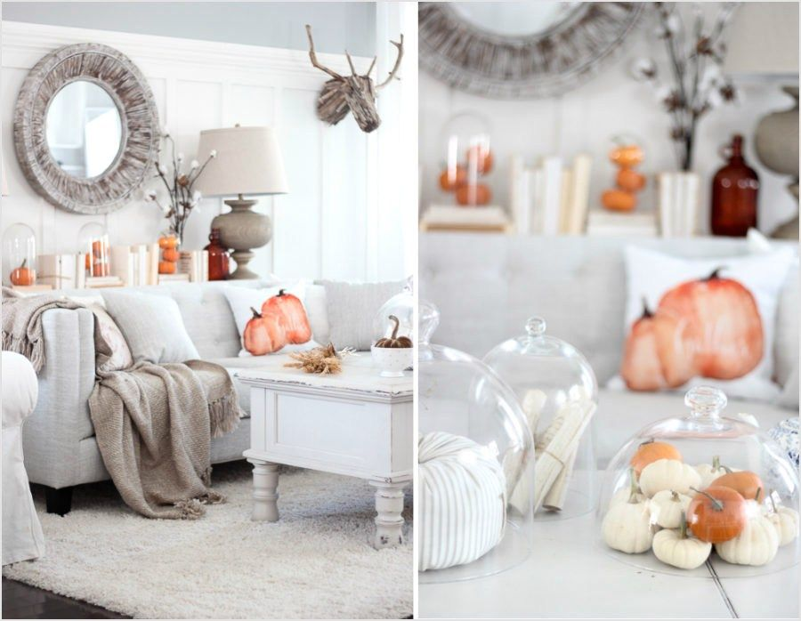 43 Perfect Fall Decorating Ideas Living Room Best Living Room
