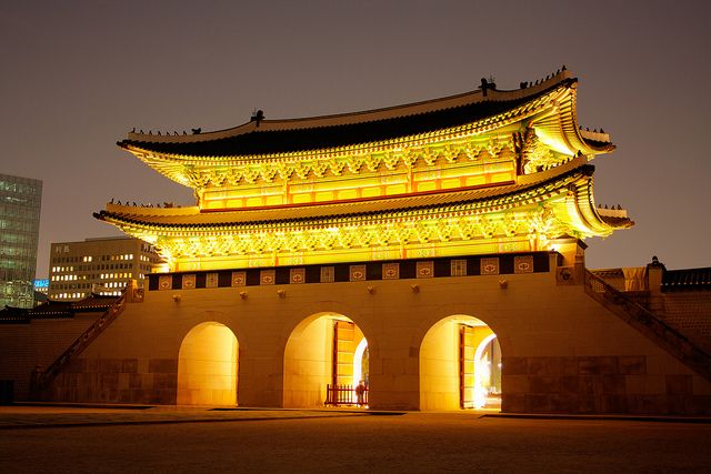 gyeongbokgung  1  beautiful places south korea cool