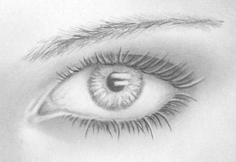 Weibliches Gesicht zeichnen lernen - Porträt - Portait ...