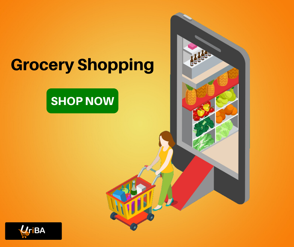 Enjoy Hassle Free Online Grocery Shopping And Home Delivery At Just A Click Of A Button Supermarket Online Grocery Shopping Grocery Shop