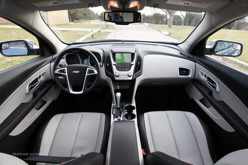 2012 Chevy Equinox Interior | 2012 Chevrolet Equinox Interior