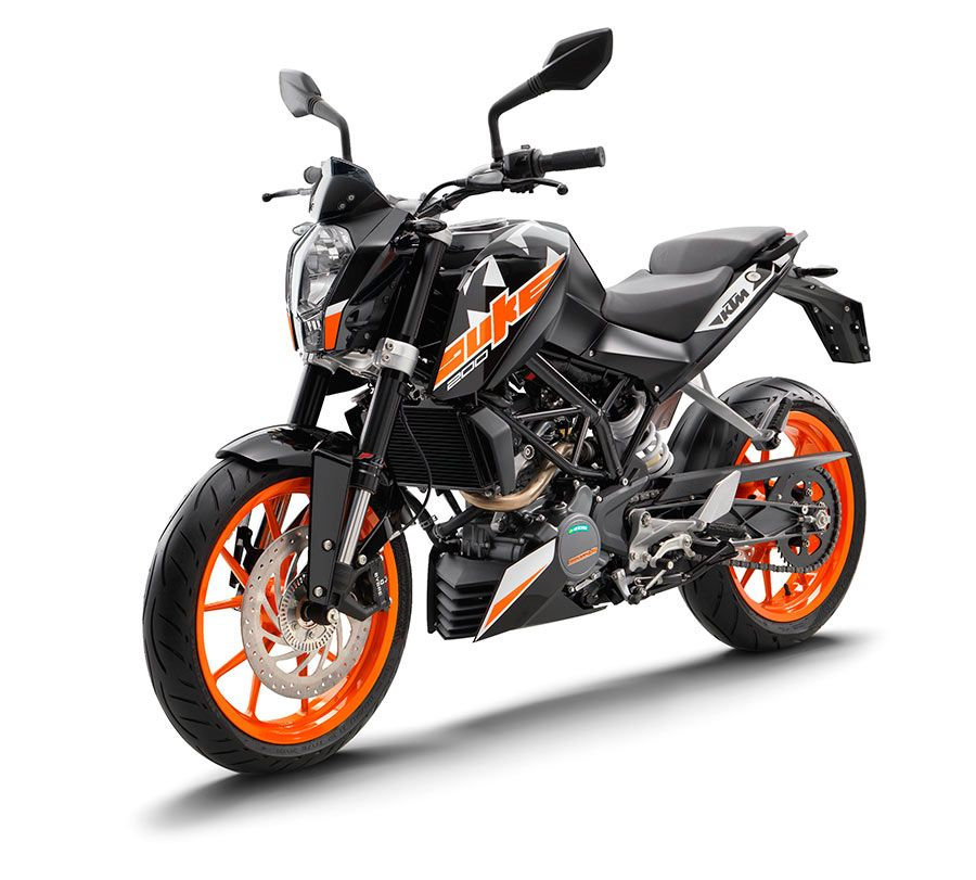 All New Ktm 390 Duke 250 Duke And 200 Duke Launched Ktm Duke