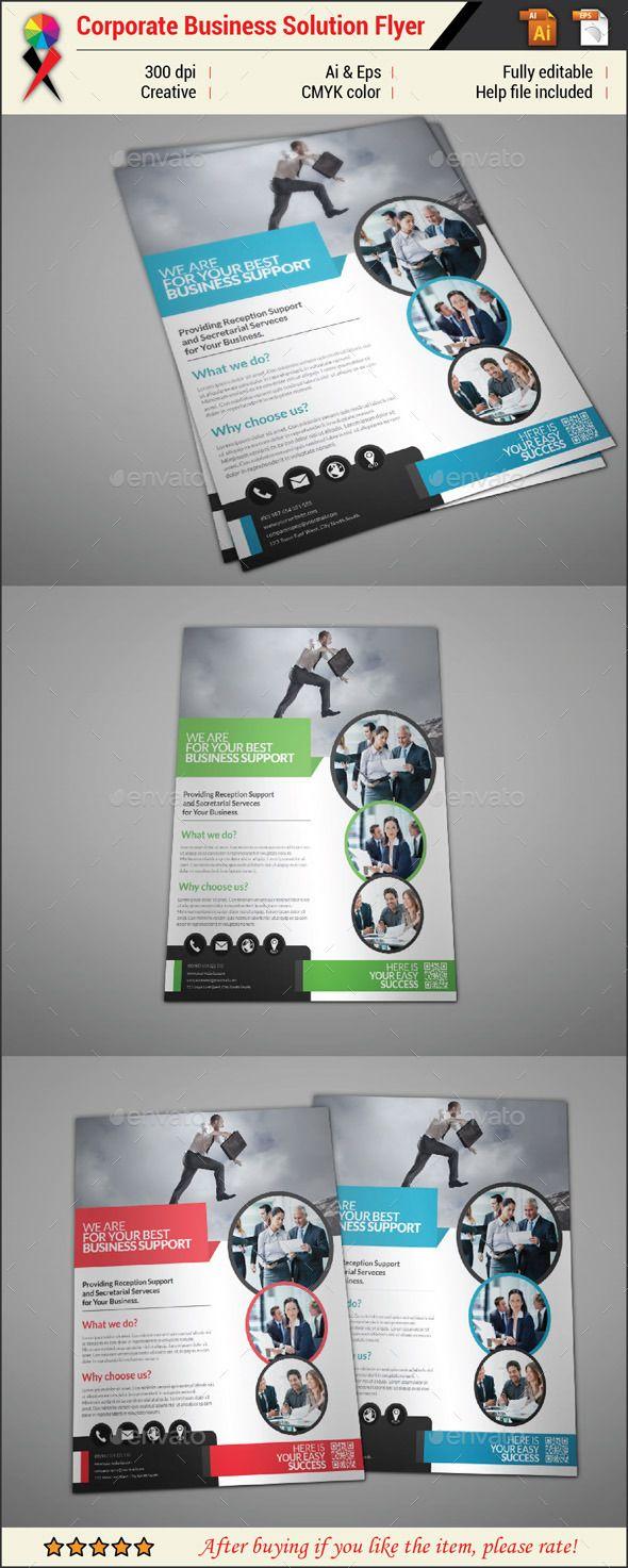 professional business flyer pinterest business flyers flyer