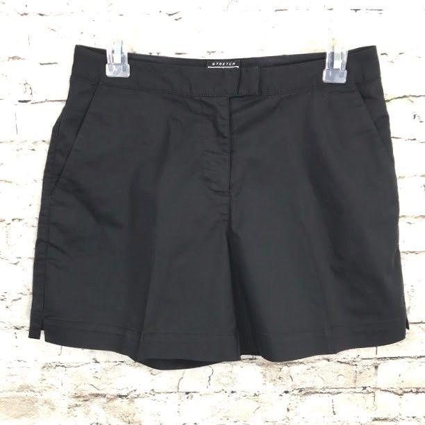 eterno Pelmel llamar  Adidas Womens Golf Shorts Black Sz 6 Cotton Stretch Athletic 5