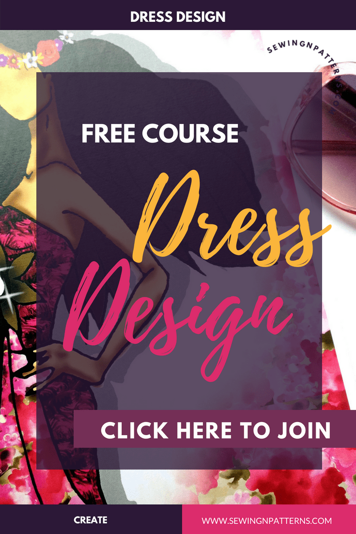 Learn How To Design Your Own Clothes Design Your Own Clothes Fashion Illustrations Techniques Dress Patterns Diy