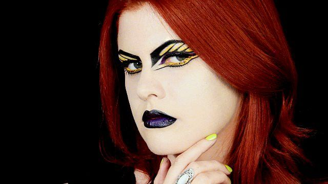 Illamasqua Toxic Nature Collection Preview & Swatches
