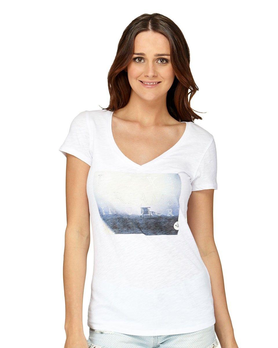 First Light T-shirt - Sea Salt