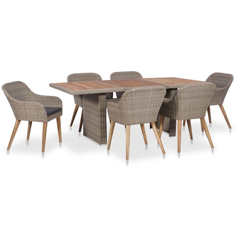 Salon De Jardin Outdoor Dining Set Outdoor Furniture Sets