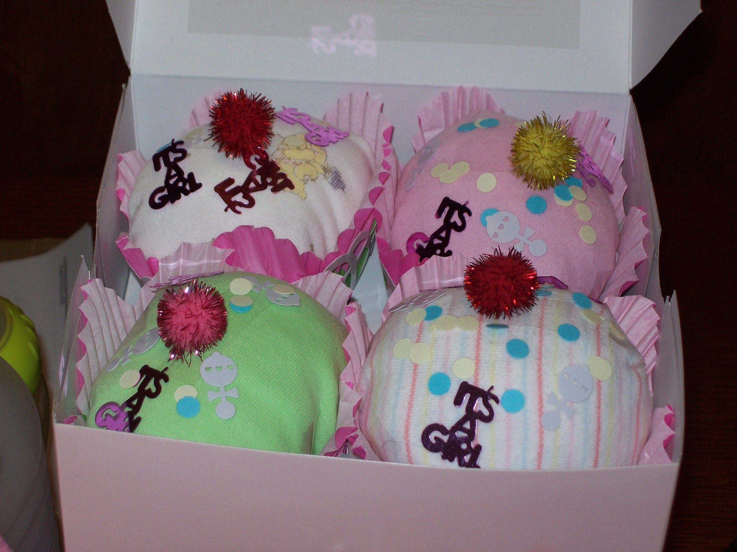 Cupcake Onesies