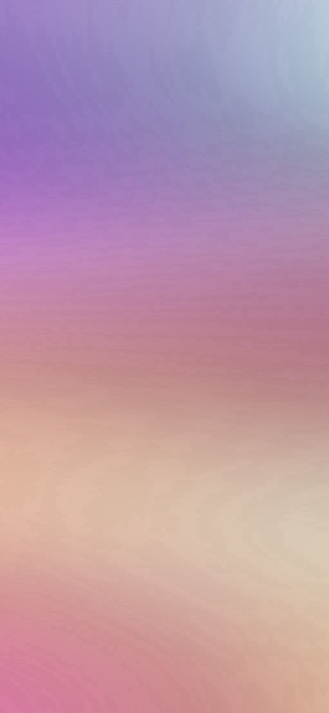 Abstract Purple Pink Blur Gradation Iphone X Wallpaper In