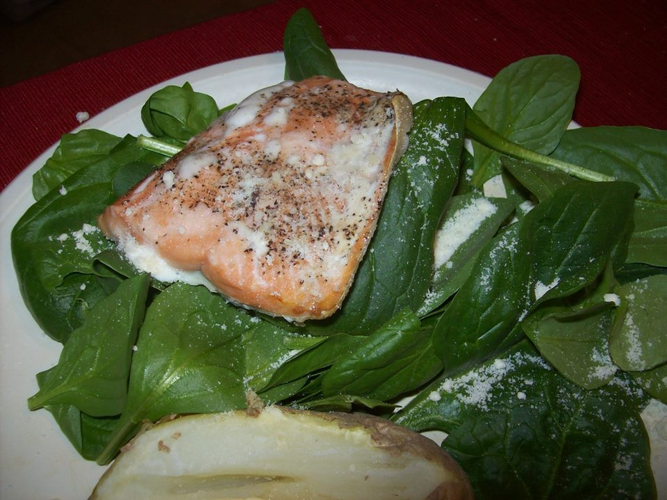 Photo of Perfectly Simple Oven Roasted Salmon – The Joye of Homemaking