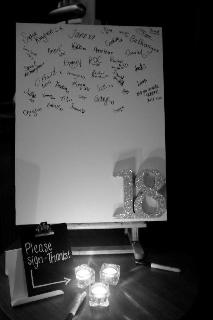Einige kreative Ideen für die Planung einer 18. Geburtstagsfeier www.birthdays.durban www… - Riesig