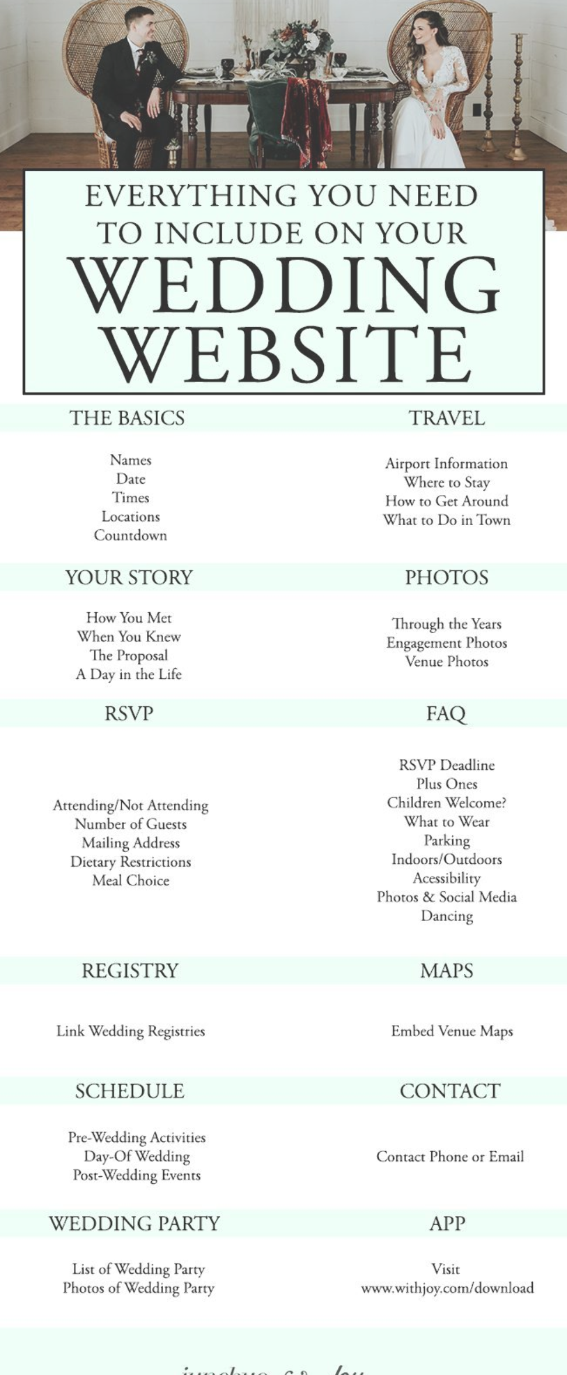 The Best Wedding Planning Tools for a StressFree