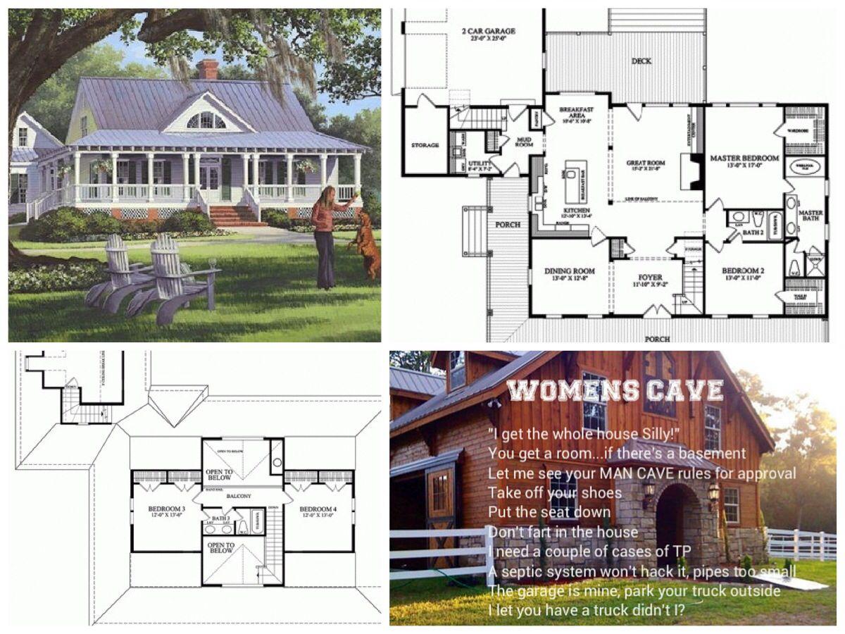 Calabash cottage home floor plans pinterest for Calabash cottage floor plan