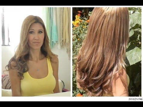 How I Highlight and Color My Hair At Home - thanks to Christine ...
