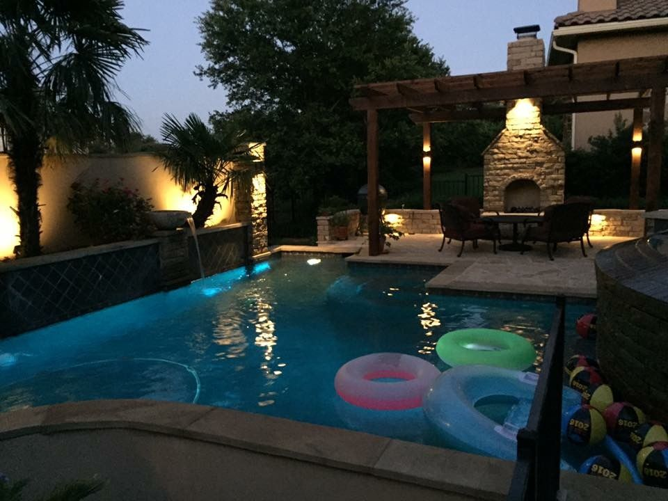 Outdoor Living Pool