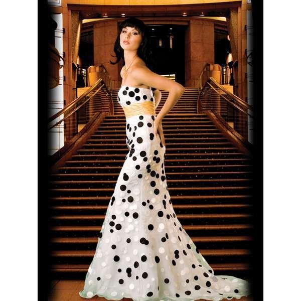 Polka Dot Formal Dresses