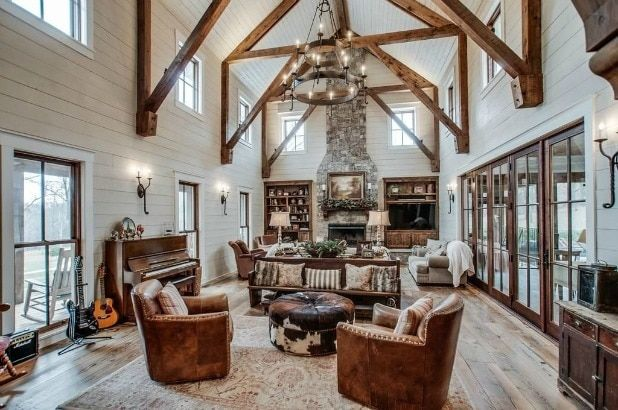 Miley Cyrus Heads Down Country Buying A Stunning