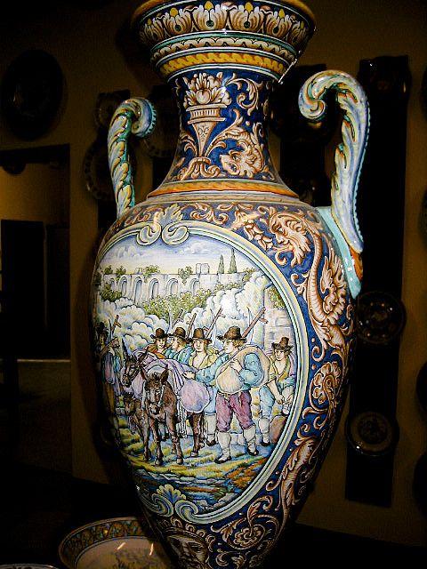 Antique Deruta Deruta Pottery Deruta Ceramics Italian Pottery