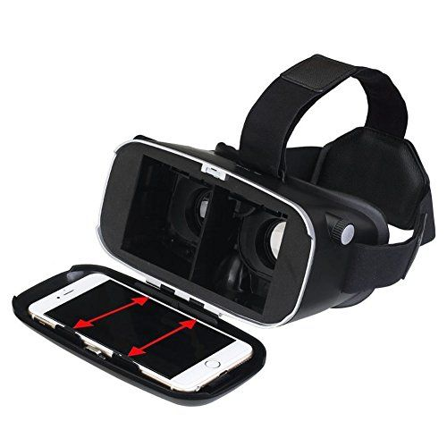 Kyd New Version Vr Goggles 3d Vr Glasses Virtual Reality Headset