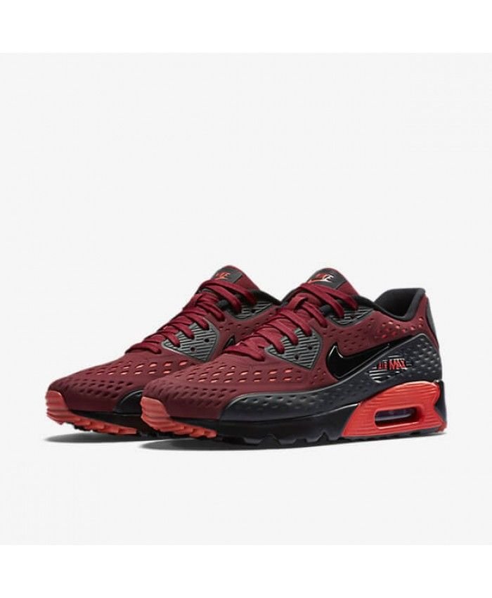 the best attitude b2ec0 32d00 Best Price Nike Air Max 90 Red IQ008 636 Trainer Sale UK Full of temptation  of the air shoes, not hurry to action.