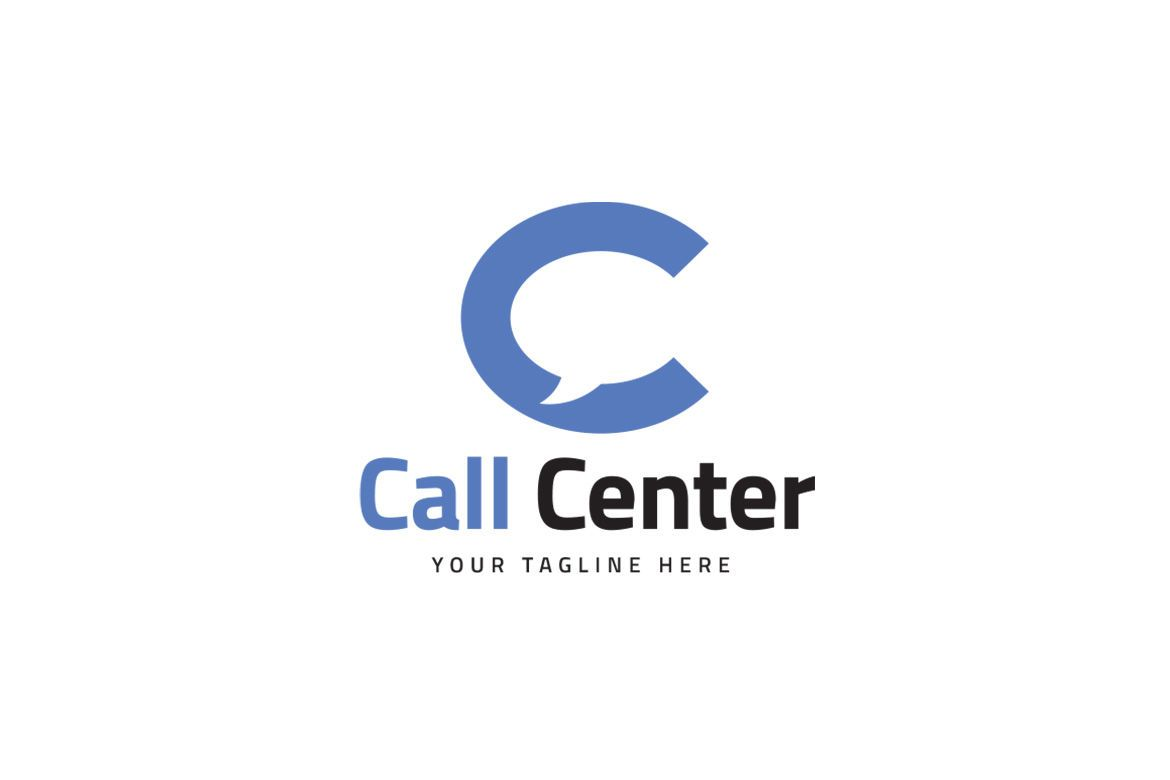 Template de Logo Call Center | design :: identity/branding | Pinterest
