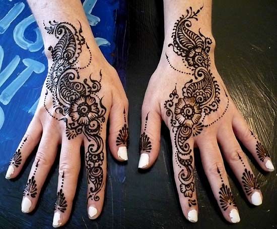 linda_hands by Nomad Heart Henna, via Flickr | Awesome ...