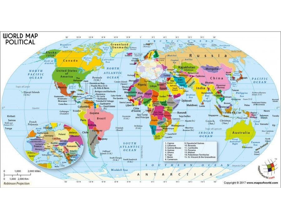 Buy printed world political map online laminated and paper format buy printed world political map online laminated and paper format gumiabroncs Images