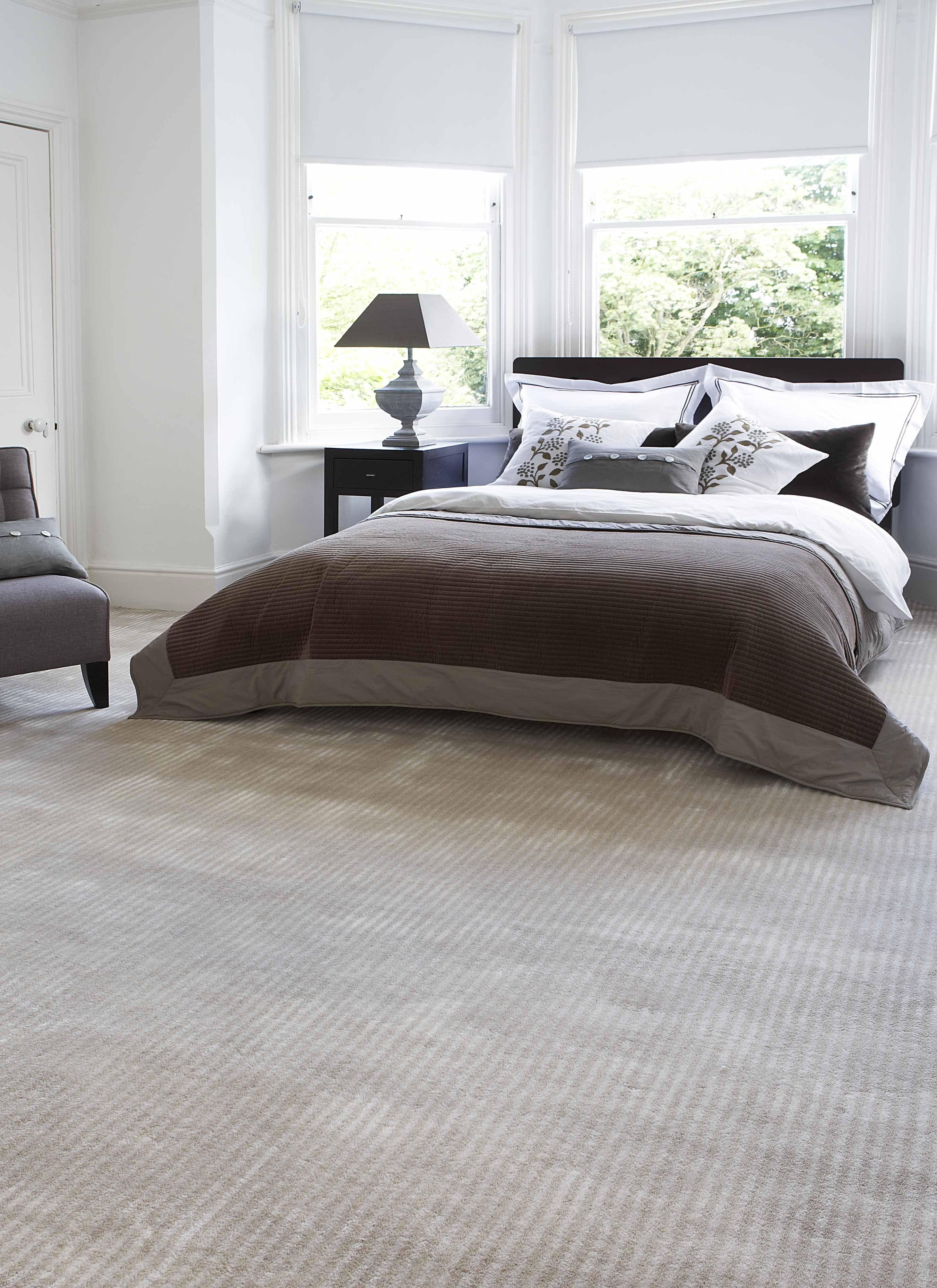 beautiful jacaranda carpet is perfect for the bedroom. | jacaranda