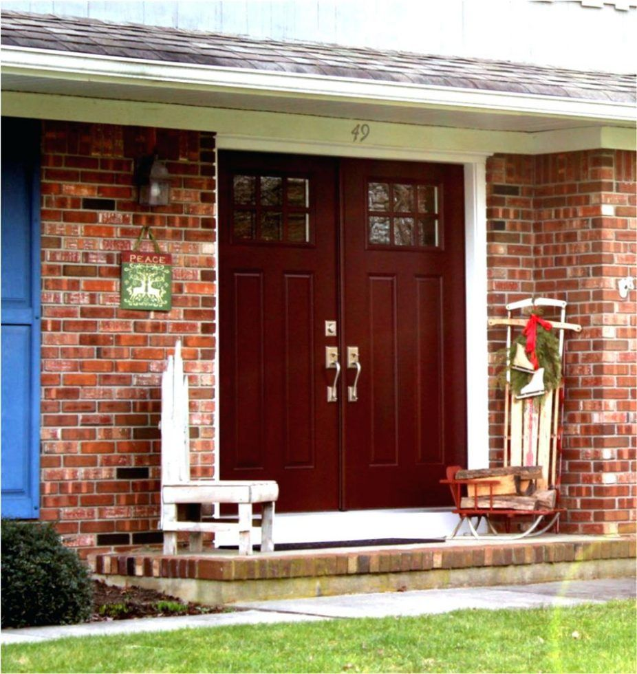 Front Door Paint Colors Red Brick House Front Door Red Brick House Large Image For Uniqu Painted Front Doors Brick House Front Door Colors Brick Exterior House