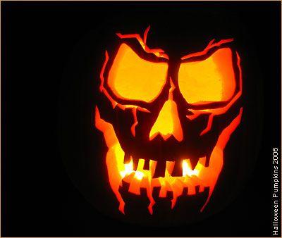 Halloween Pumpkins - the art of carving pumpkins   About pumpkins