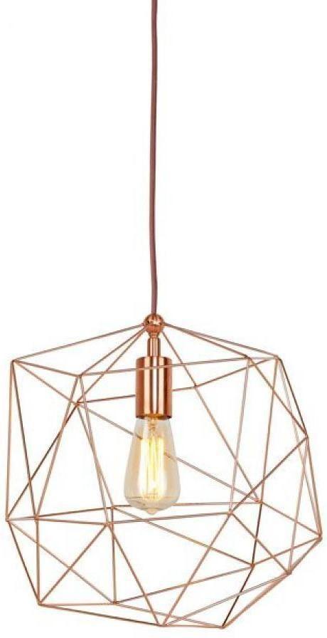 Hanglamp Copenhagen - Koper - draadijzer - It\'s About RoMi ...