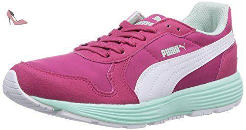 St Runner V2 SD, Sneakers Basses Mixte Adulte, Noir Black Black 01, 40.5 EUPuma