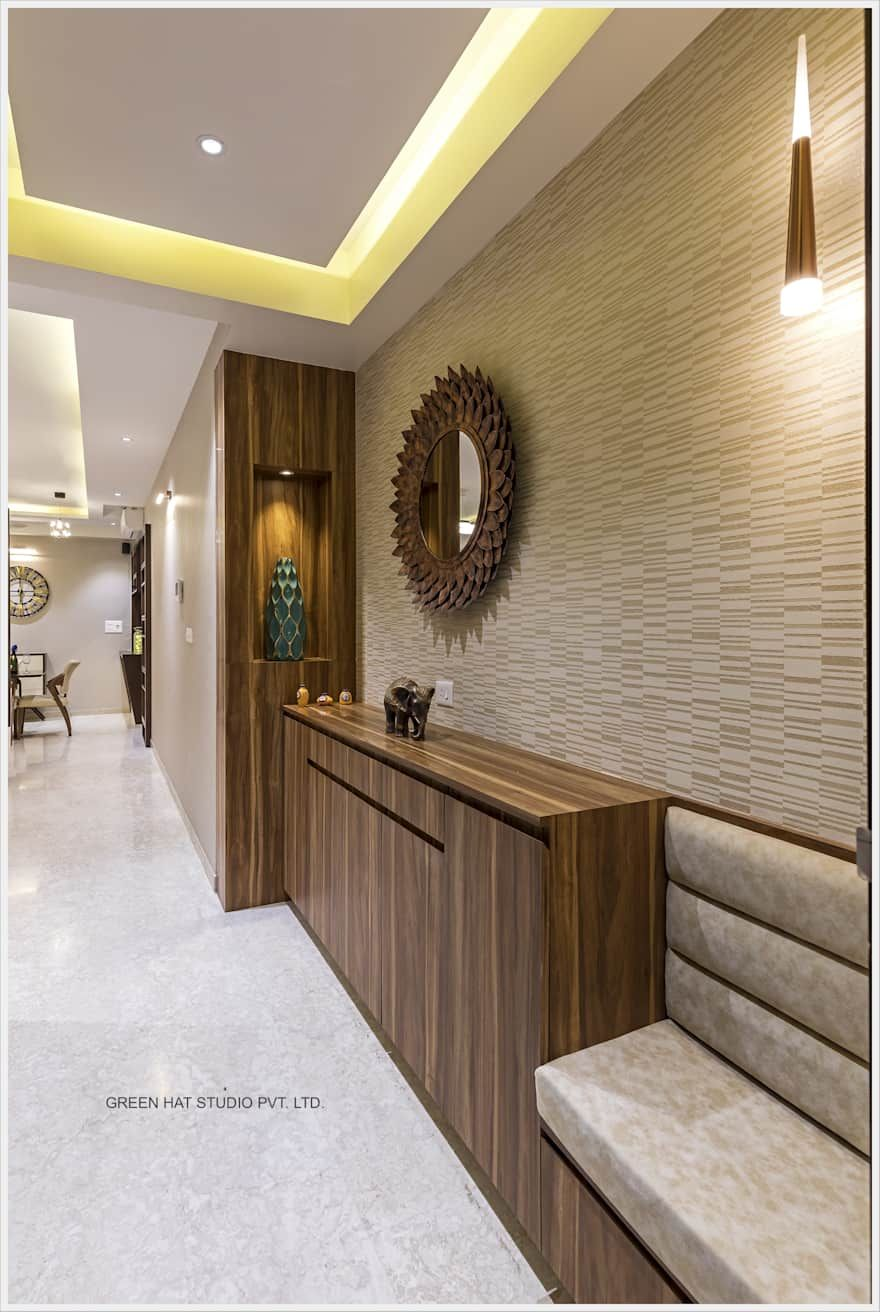 Modern Corridor Hallway Design Ideas Inspiration Pictures Home