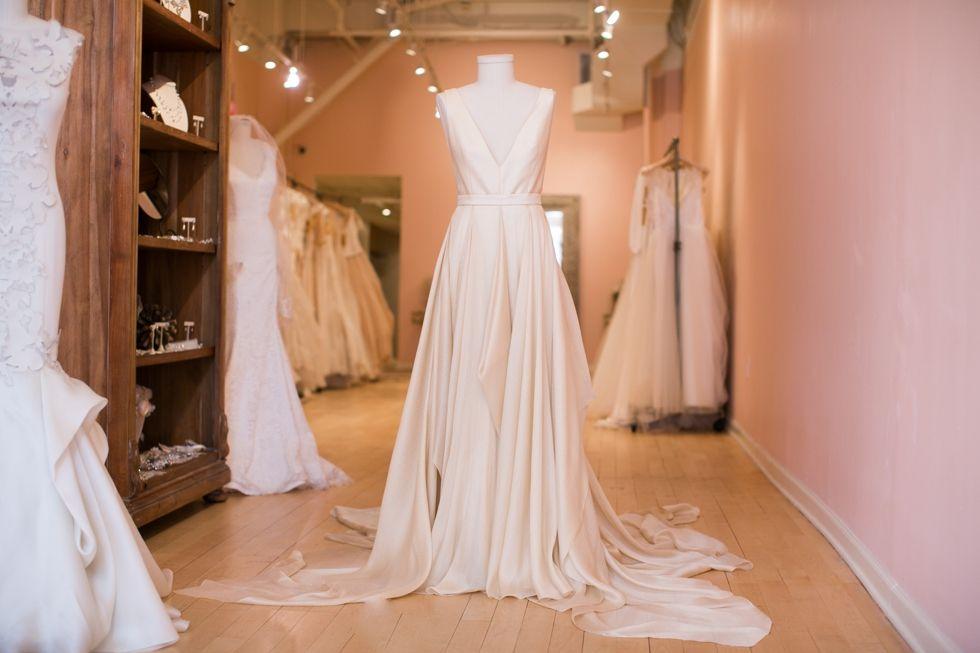 Azurite Carol Hannah Bridal Lovely Bridal Shop Philadelphia - Wedding Dress Shops Philadelphia