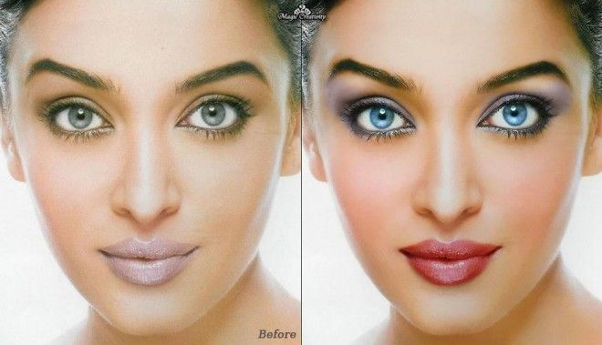 Photoshop Before and After Photos