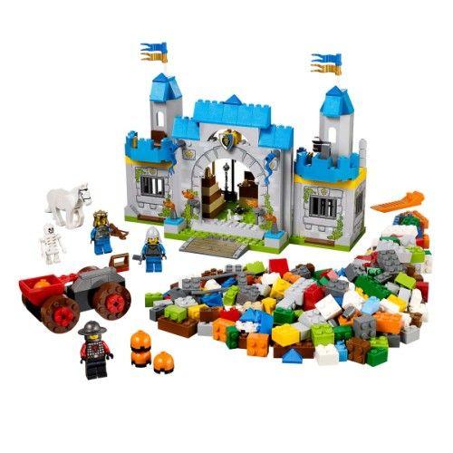 Juniors Lego Du Fort Xl Ans Boîte 4 À Enfant Château Pour 7 De OP0wXkn8