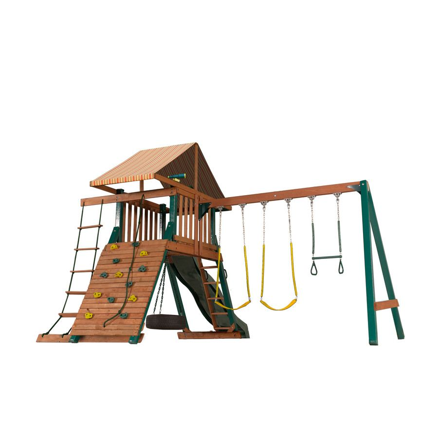 Shop Heartland Playsets Captain's Loft A with Weston ...