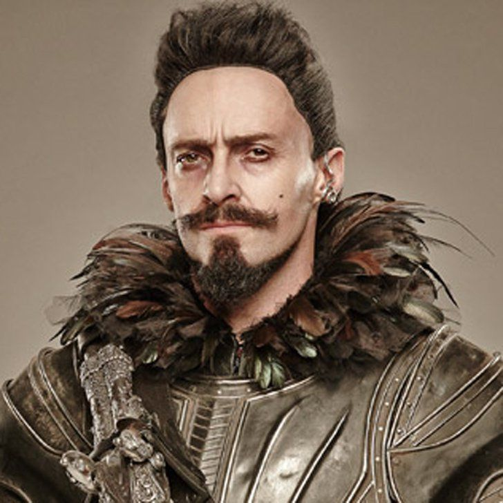 Pin for Later: Here's the First Look at Hugh Jackman as Blackbeard in Pan