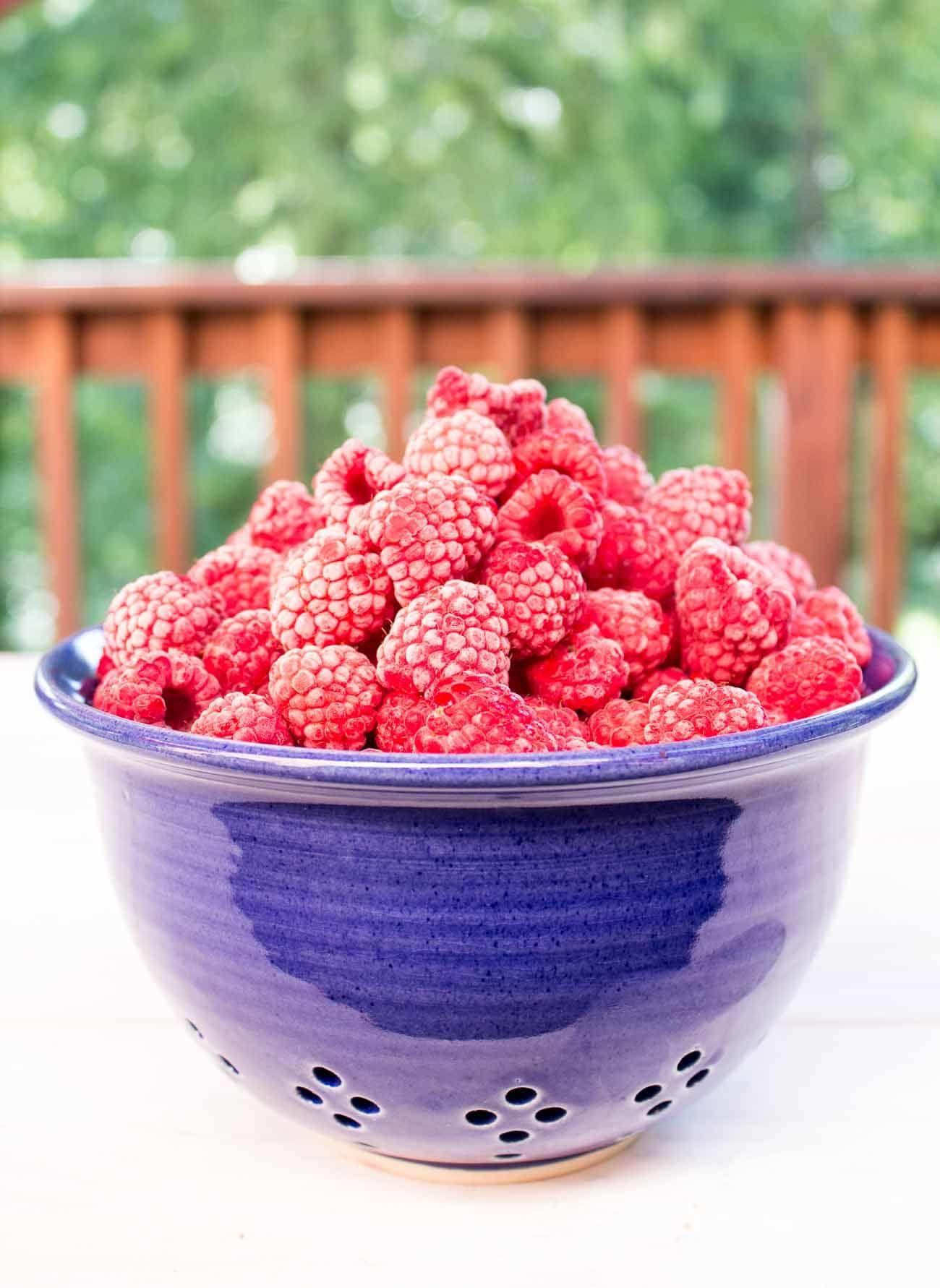 How to Prune Raspberries Raspberry, Frozen fresh, Freeze