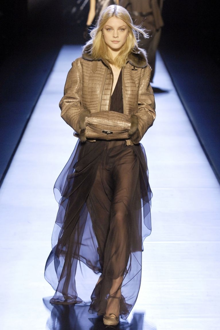 Hermès коллекция | Коллекции осень-зима 2007/2008 | Париж | VOGUE