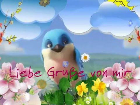 Ostergruß Für Dichfrohe Ostern Happy Easter Youtube